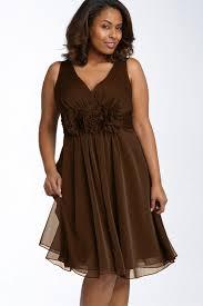 robe de cocktail grande taille pour mariage robe sobre courte pour mariage grande taille en tencel persun fr
