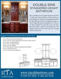 vanity and linen cabinet combo rta kitchen cabinets