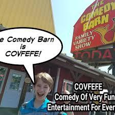 The Comedy Barn Theater Comedy Barn Theater Comedybarn Twitter