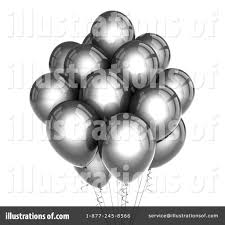 the hill balloon party balloons clipart 1065410 illustration by stockillustrations
