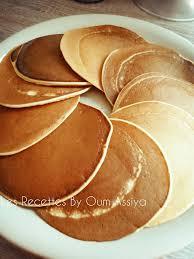 cuisiner sans sucre pancakes sans sucre les recettes d oum assiya