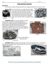 edible rocks rock candy rock cycle teaching resources teachers pay teachers