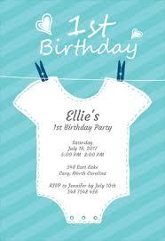 1st birthday onesie birthday onesie free printable birthday invitation template