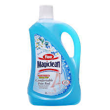 magiclean fresh floral floor cleaner 2l from redmart