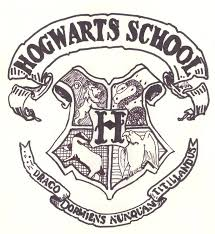 hogwarts crest coloring page qlyview com