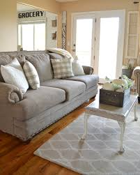 Farmhouse Living Room Furniture Cozy Farmhouse Fall Living Room Tour Little Vintage Nest