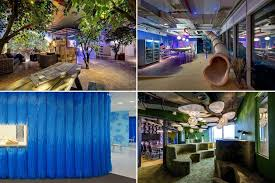 tokyo google office the 13 strangest google office tidbits debuted in 2013 curbed