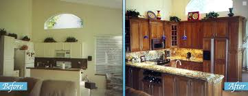 Kitchen Remodel Before And After by Kitchen Remodeling Gallery Boca Raton Kitchen Remodeling Ideas