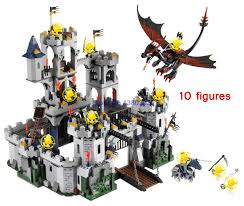 castle siege auto lepin 16017 1023pcs lepin castle king s castle siege building blocks