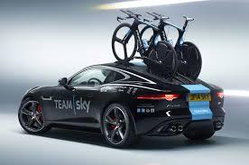 honda accord coupe bike rack jaguar f type coupe transports bikes motor trend wot