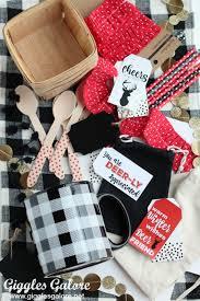 easy diy christmas gifts with printable tags