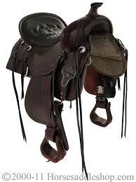 Horse Saddle by Sale 15 5