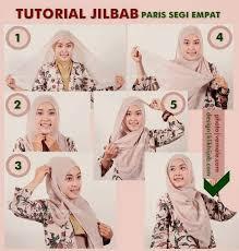tutorial jilbab jilbab tutorial hijab jilbab paris segi empat 1001 tutorial hijab stuff