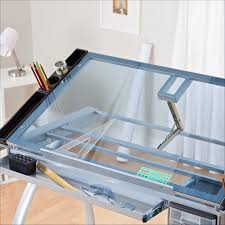 Glass Drafting Tables Furniture Amazing French Drafting Table Glass Drafting Table