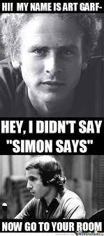 Simon Meme - paul simon says by braynded12 meme center