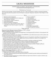 Examples Of Good And Bad Resumes by Best Professor Resume Example Livecareer