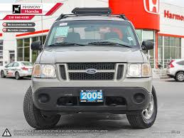 pre owned 2005 ford explorer sport trac xlt non smoker low kms