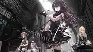 anime music girl wallpaper anime music girl desktop wallpaper 21389 baltana