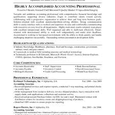 Accounts Payable Resume Example by Accounts Payable Resumes