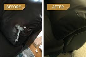 Leather Sofa Rip Repair Kit Repair Large Rip Leather How To Torn Sofa Cushion Do I My