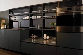 Urban Kitchen Singapore An Open And Inviting Kitchen For The Modern Home Lookboxliving