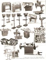 harold barker antique tool u0026 machine catalogs u0026 parts
