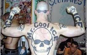 mr cool ice funny tattoo design tattoos book 65 000 tattoos