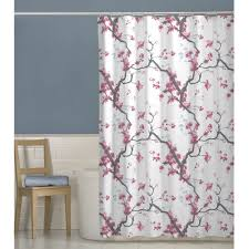 Shower Curtain Amazon Com Maytex Cherrywood Fabric Shower Curtain 70 X 72 Inch
