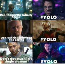 Funny Marvel Memes - these are the people who will save our universe marvel