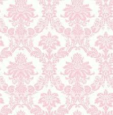 wallpaper designer light pink damask on off white pink damask