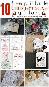 washi tape christmas gift tags here comes the sun