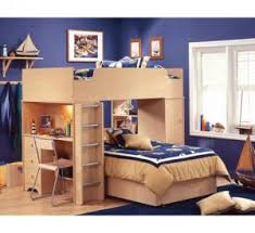 My Family Fun Shaker Style Kids Loft Bed Beautiful Selection Of - Loft style bunk beds