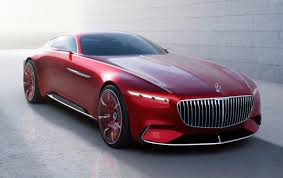 mercedes benz maybach a closer look at the mercedes benz vision maybach 6 concept