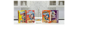 Amazon Com Quaker Chewy Granola Bars Variety Pack 58 Count by Amazon Com Cap U0027n Crunch Breakfast Cereal Variety Pack 4 Count