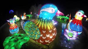 Daniel Stowe Botanical Garden by Chinese Lantern Festival Daniel Stowe Botanical Garden Nc Youtube