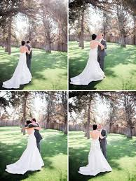 backyard wedding ceremony in redmond oregon janelle u0026 kyler