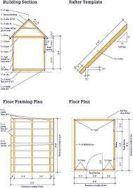 wood frame shed plans pdf tuff shed cabin floor plans