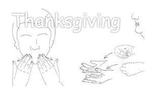 sign language thanksgiving redgage