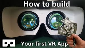 how to build your first vr app for android youtube
