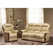 rembourrage canapé cuir fauteuil cuir et bois stylisé qualité pas cher liraison offerte