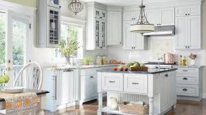 Wallpaper Designs For Kitchens by Cottage Kitchen Design And Decorating