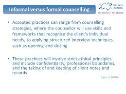 Counselling Skills And Techniques 1 Introduction To Counselling Ppt