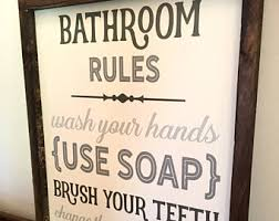 Add style to small space bathroom wall decor  BlogBeen