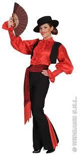 Spanish Dancer Halloween Costume Spanish Flamenco Dancer Fancy Dress Costume Bj07217r