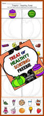 free sweets healthy food sorting activities perfect for halloween