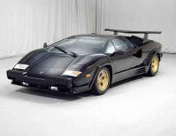 Lambo Truck Price Vintage Lamborghini Classic Car Market Hagerty Articles
