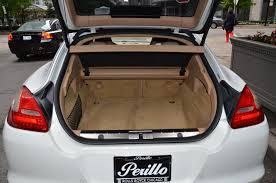 porsche panamera trunk 2012 porsche panamera s hybrid stock m611a for sale near chicago