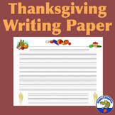 thanksgiving writing paper teaching resources teachers pay teachers