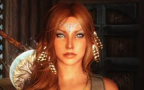 best hair mod for skyrim danariel stormbow racemenu preset at skyrim nexus mods and community