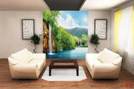 mural wonderful waterfall in taiwan wallpapers mural wonderful waterfall in taiwan